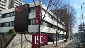 ISC Paris - bâtiment 2 - Paris Porte d'Asnières