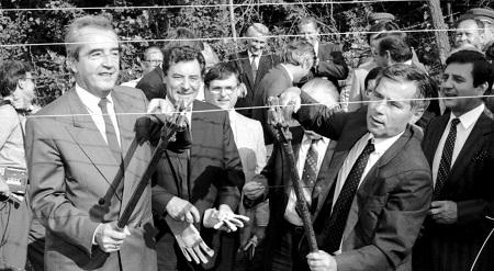 Pour approfondir – Le démantèlement du Rideau de fer : archives télévisées